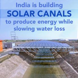 solar canal